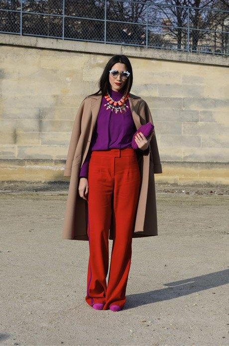 Гости Парижской недели моды FW13, часть 1. Изображение № 45.
