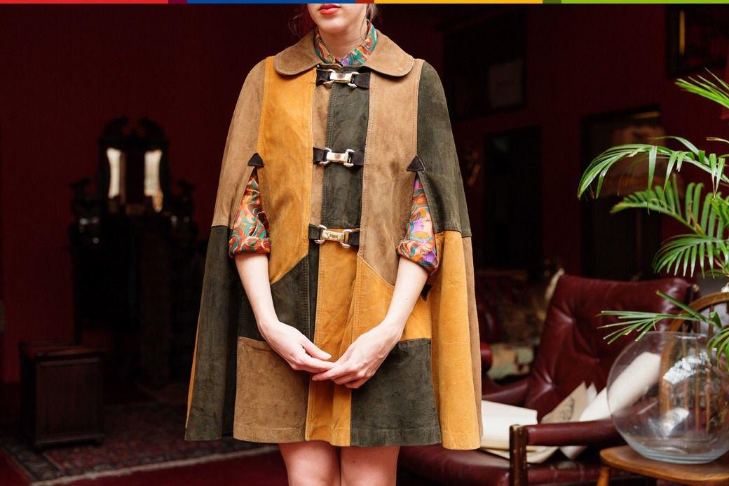 Психоделия: Дизайнер обуви Джорджи Би и ее коллекция винтажа. Изображение № 7.