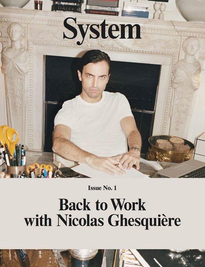 Николя Гескьер стал креативным директором Louis Vuitton. Изображение № 1.