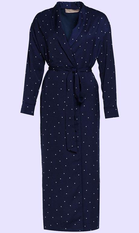 И пальто, и платье:  10 лёгких халатов на лето. Изображение № 7.