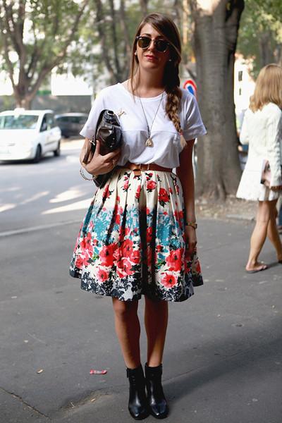 Milan Fashion Week: Уличный стиль, день 4. Изображение № 2.