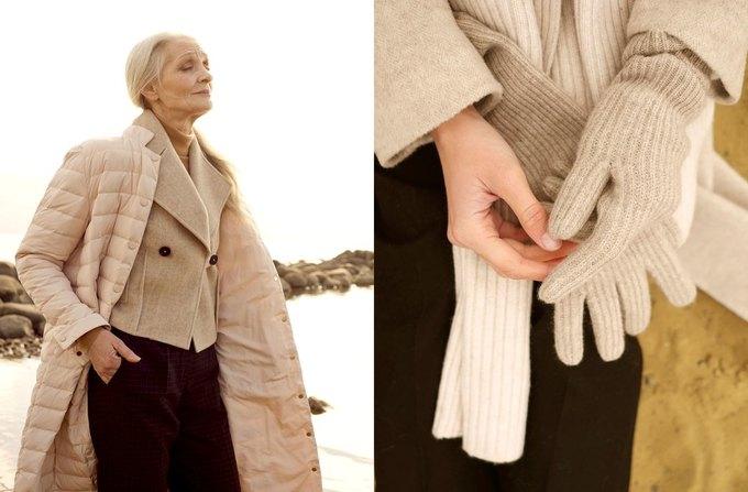 62-летняя модель Oldushka снялась в лукбуке 12Storeez. Изображение № 11.