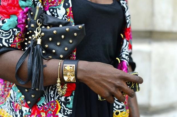 Streetstyle: Неделя моды в Лондоне, часть 2. Изображение № 10.