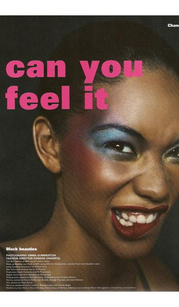 10 моделей африканского происхождения. Изображение № 58.