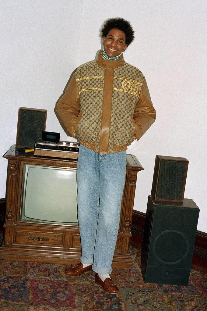 Gucci показали коллаб с дизайнером Дэппер Дэном. Изображение № 11.