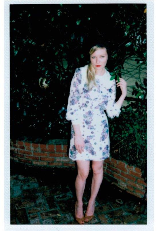 Бойфренд Кирстен Данст сфотографировал ее для Wren. Изображение № 7.