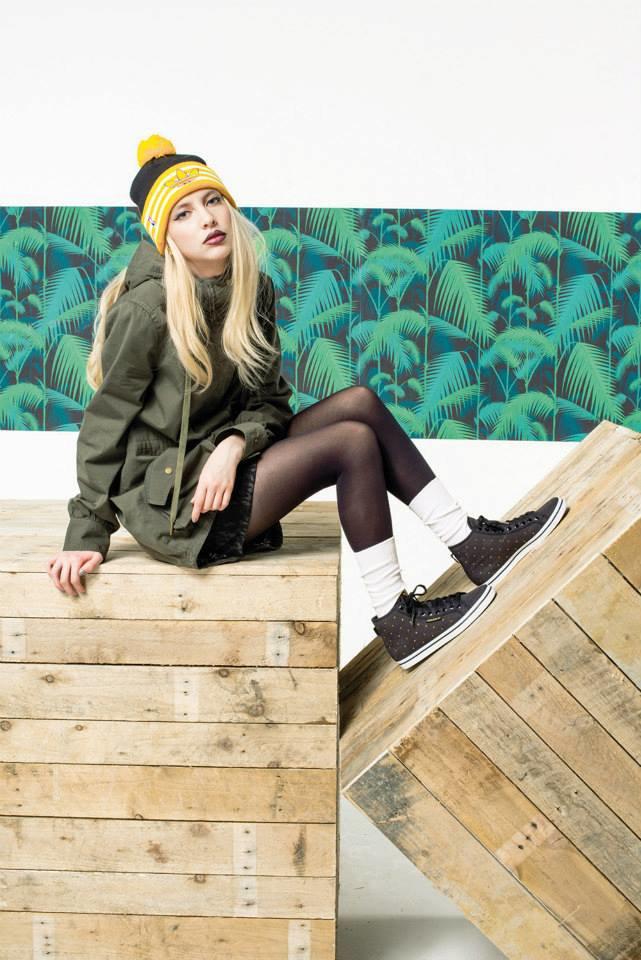 Новый лукбук Adidas Originals — в стиле вогинг. Изображение № 10.