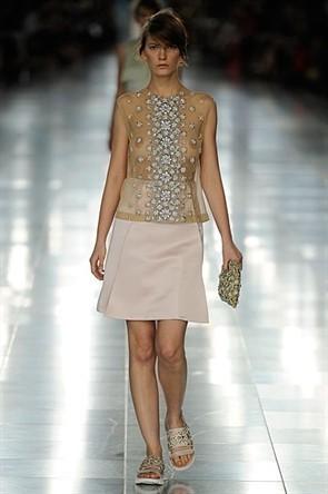 London Fashion Week: Christopher Kane и Mary Katrantzou. Изображение № 10.