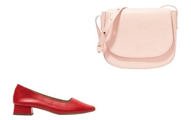 Комбо: Розовый с красным. Изображение № 2.