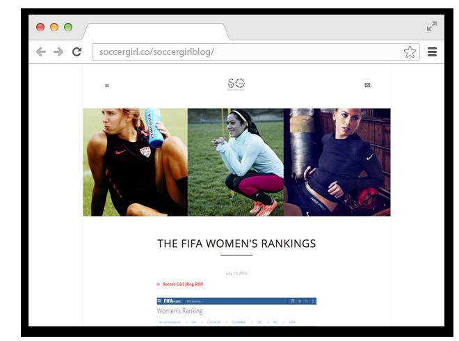 20 отличных блогов  о спорте, которые ведут женщины. Изображение № 4.