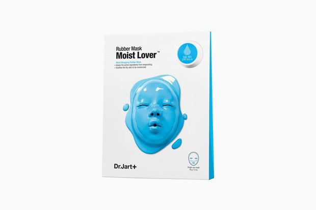 Dr. Jart+ Dermask Rubber Mask. Корейский передовой бренд одним из первых выпустил альгинатные маски для домашнего использования — эффективные, как в салоне, но значительно удобнее. Изображение № 7.