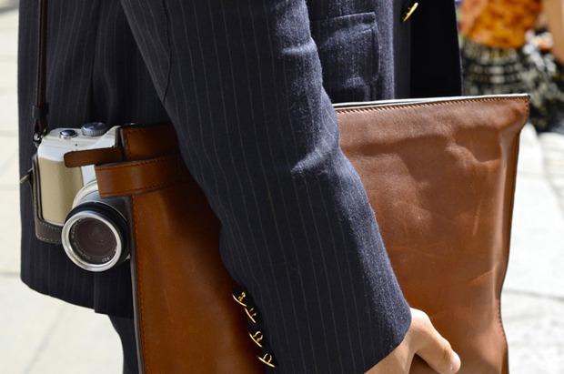 Streetstyle: Неделя моды в Лондоне, часть 2. Изображение № 43.