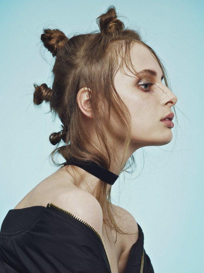 Birdie показали лукбук модных причёсок для волос разной длины. Изображение № 4.