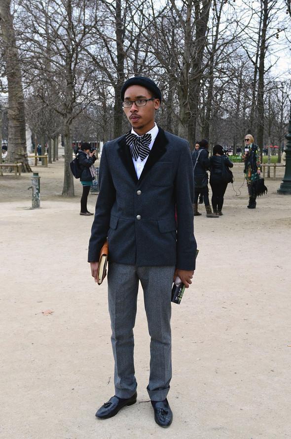 Неделя моды в Париже: Streetstyle. Изображение № 20.
