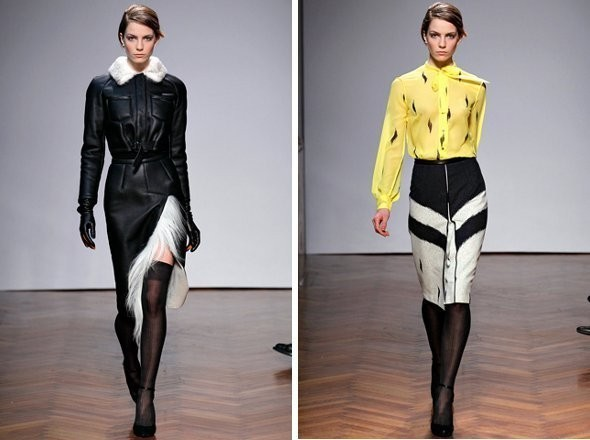 Показы на Milan Fashion Week FW 2011: день 5. Изображение № 8.