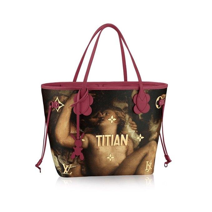 Джефф Кунс создал коллекцию сумок для Louis Vuitton. Изображение № 2.