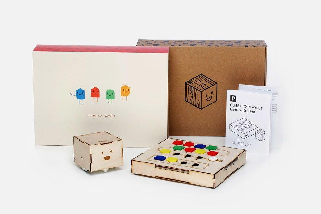 Развивающая игра «Cubetto»: основы кодинга для самых маленьких. Изображение № 1.