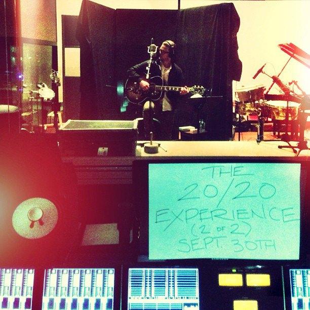 Джастин Тимберлейк назвал дату выхода второй части нового альбома. Изображение № 1.