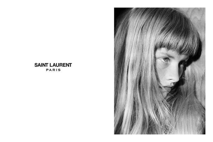 Звезда «Любви» Гаспара Ноэ и сын Килмера снялись в рекламе Saint Laurent. Изображение № 6.