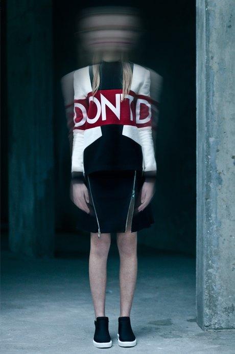 Saint-Tokyo: Асимметричная женская  одежда из Петербурга. Изображение № 4.