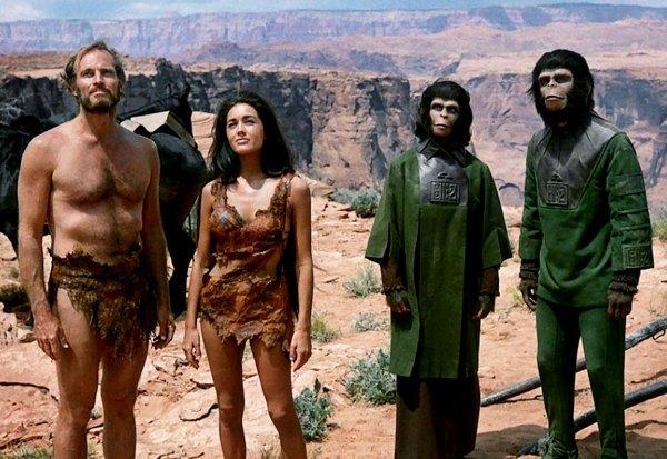 Эволюция духовности: Что говорит о людях «Планета обезьян». Изображение № 2.
