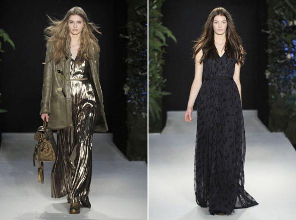 Показы на London Fashion Week AW 2011: день 3. Изображение № 12.
