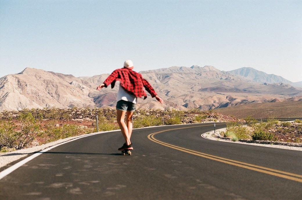 Калифорния  на кабриолете и скейте  за 21 день. Изображение № 24.