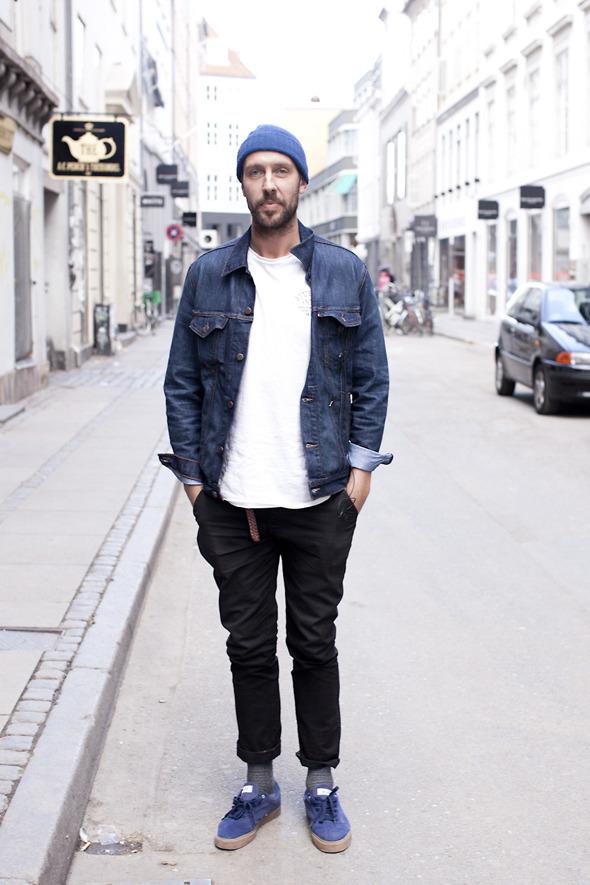 Татуированные парни, нордические девушки и другие жители Копенгагена. Изображение № 10.