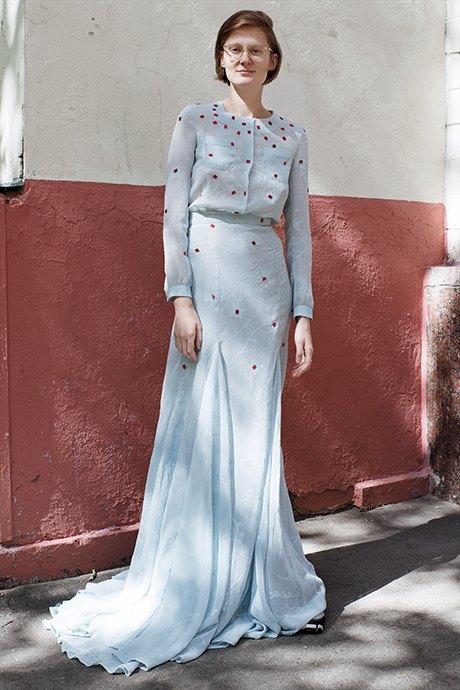 Директор по маркетингу  Анна Петухова  о любимых нарядах. Изображение № 2.