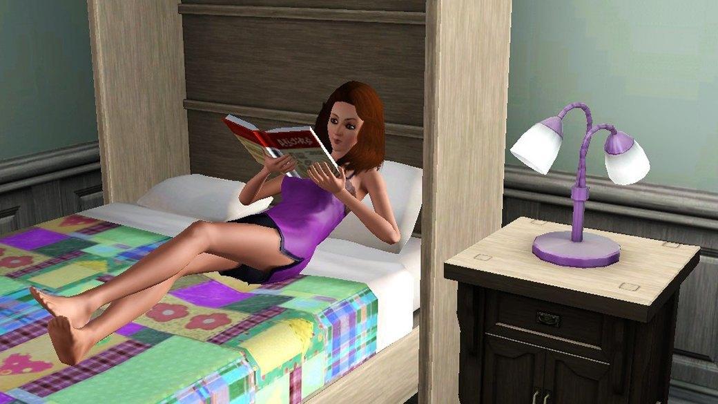 Как юные фанатки The Sims представляют себе взрослую жизнь. Изображение № 7.