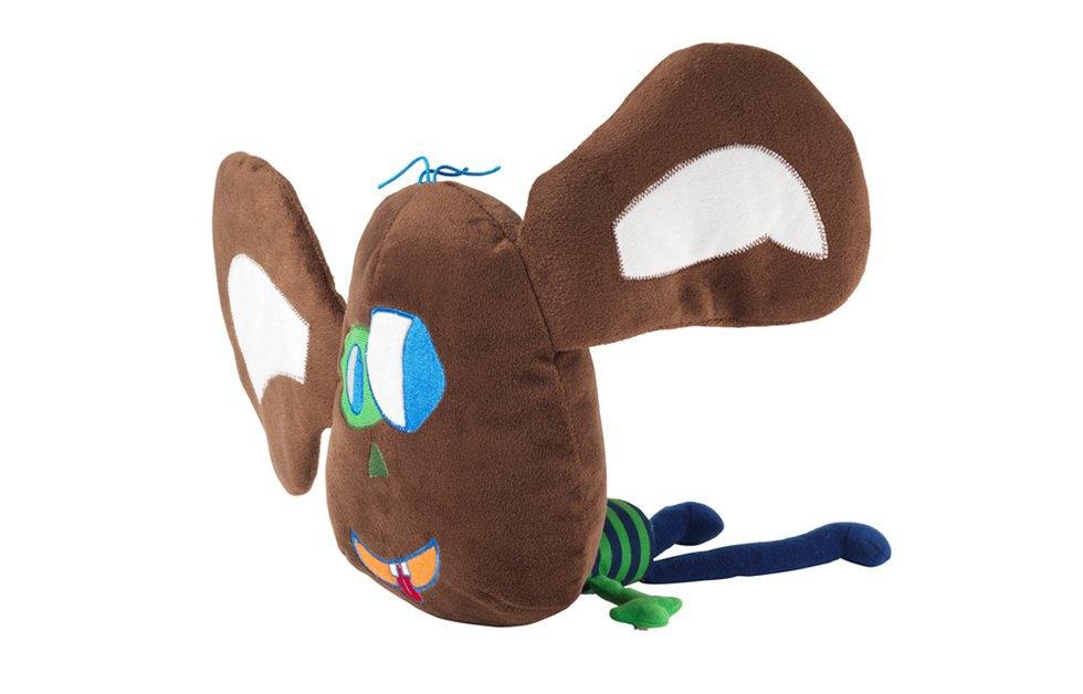 Мягкие игрушки IKEA  по рисункам  детей-посетителей. Изображение № 10.