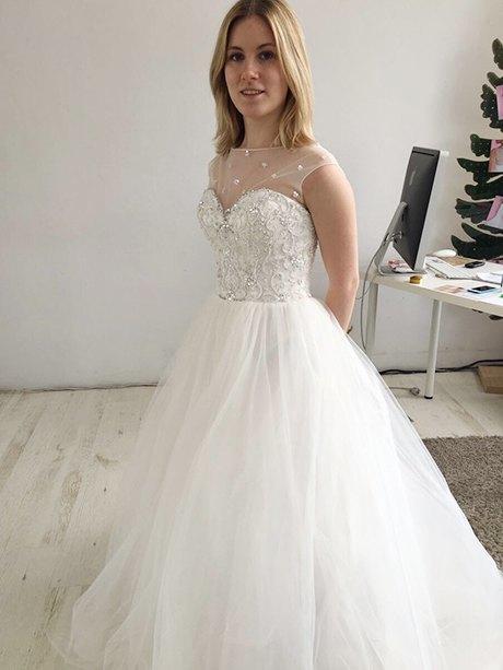 Недостижимый идеал: Как я выбирала свадебное платье. Изображение № 5.