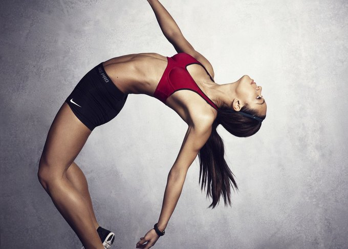 Nike разработали спортивное бра для разных тренировок. Изображение № 3.