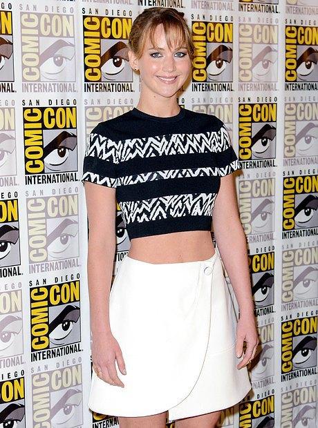Дженнифер Лоуренс,  актриса. Изображение № 6.