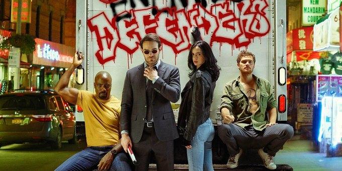Netflix выложили трейлер сериала «Защитники»  о героях Marvel. Изображение № 1.