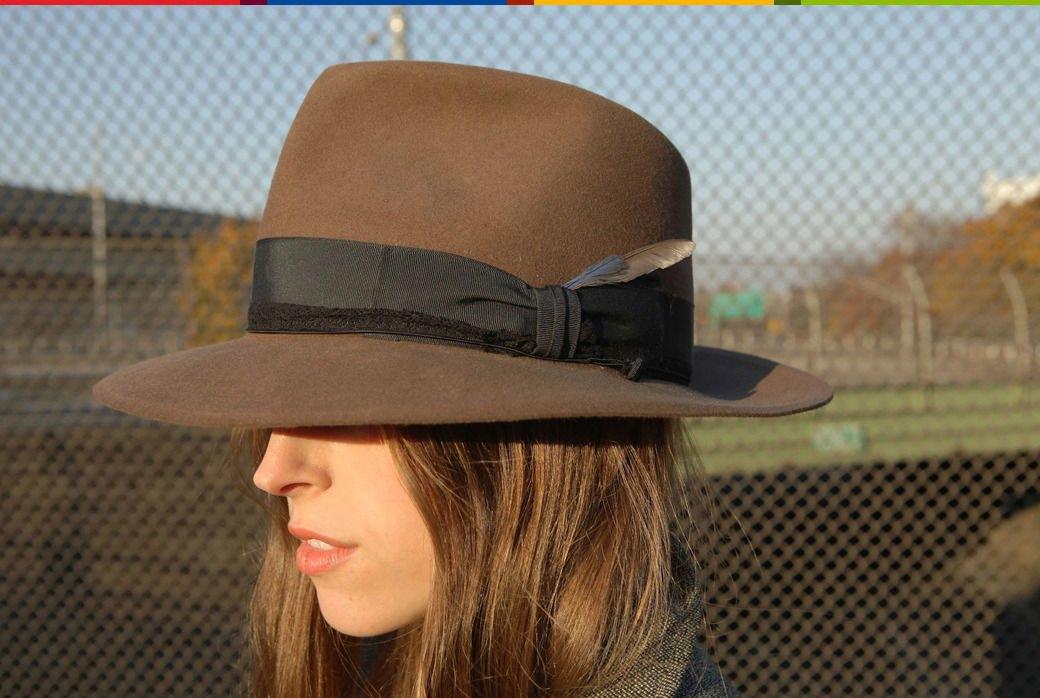 Тело в шляпе: Дизайнер аксессуаров Дани Грифитс и ее коллекция головных уборов. Изображение № 14.