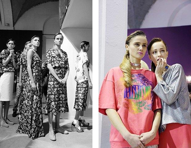 Что происходит  с украинской модой: Коллекция Poustovit SS14. Изображение № 3.