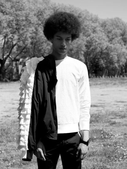 Новые лица: Ишам Авдулахи, модель. Изображение № 15.