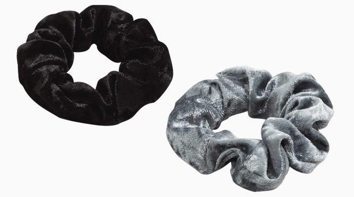 Привет из детства: 13 резинок для волос — бархатных и не только. Изображение № 5.
