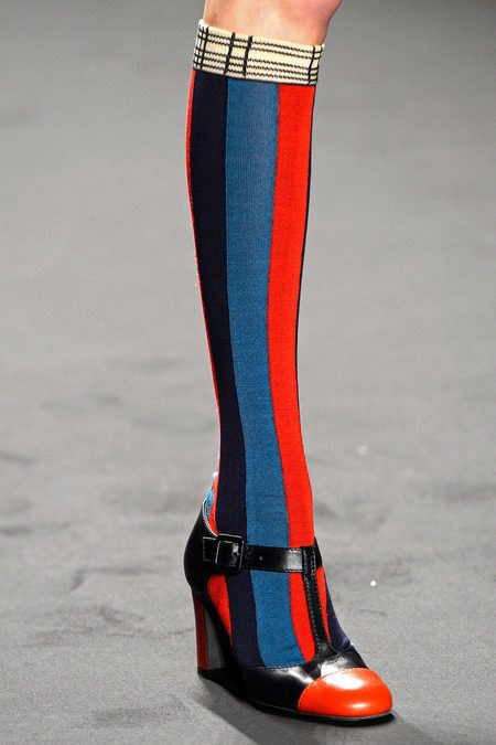 Anna Sui SS 2013 . Изображение № 43.