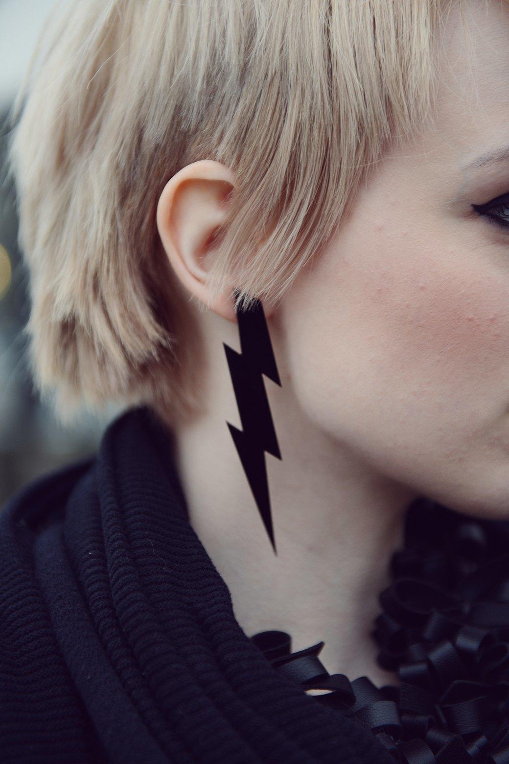 Шубы и горох на Stockholm Fashion Week. Изображение № 22.