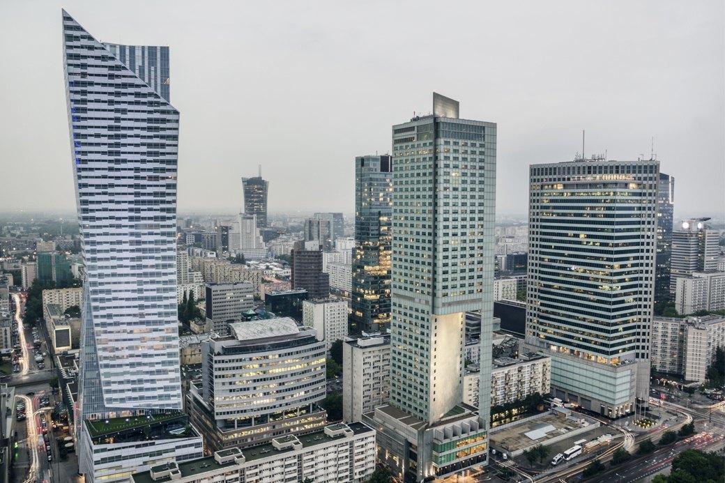 «Ненастоящая» Европа: Как я уехала учиться в Варшаву. Изображение № 1.
