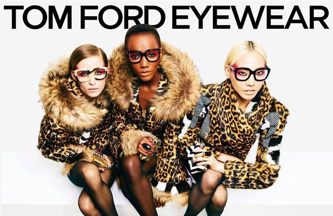 Том Форд снял рекламу своей марки в стиле 1980-х. Изображение № 10.