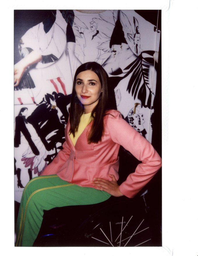 В Москве прошёл инклюзивный показ Bezgraniz Couture. Изображение № 5.