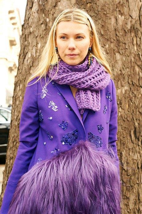 Стритстайл:  Неделя моды в Милане,  часть I. Изображение № 28.