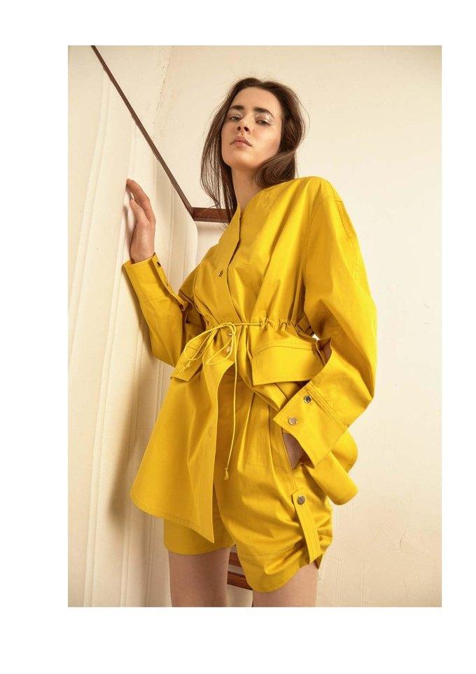 Новая коллекция Sergey Soroka вдохновлена мужским гардеробом. Изображение № 13.