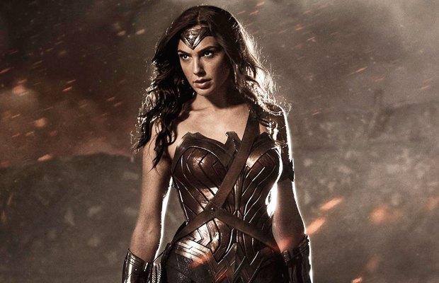 Новое имя:  Wonder Woman Галь Гадот. Изображение № 2.