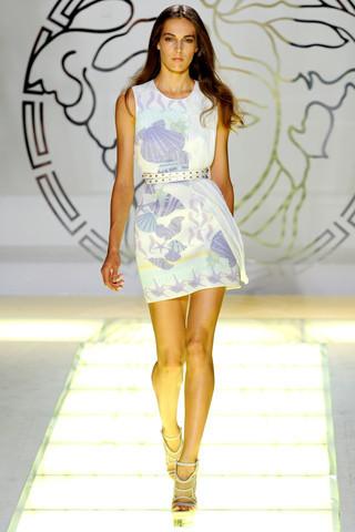 Milan Fashion Week: показ Versace SS 2012. Изображение № 12.