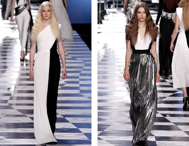 Парижская неделя моды: показы Haider Ackermann, Viktor&Rolf, Vivienne Westwood, Junya Watanabe и CDG. Изображение № 22.
