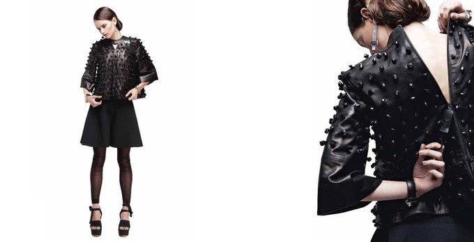 Платья в бельевом стиле в лукбуке KamenskayaKononova. Изображение № 28.